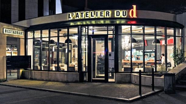 Restaurant l 39 atelier du d talence 33400 avis menu for Restaurant talence
