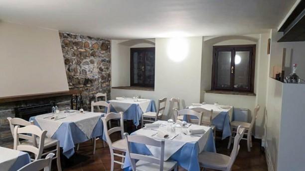 Antica Osteria Molinari Sante Vista sala