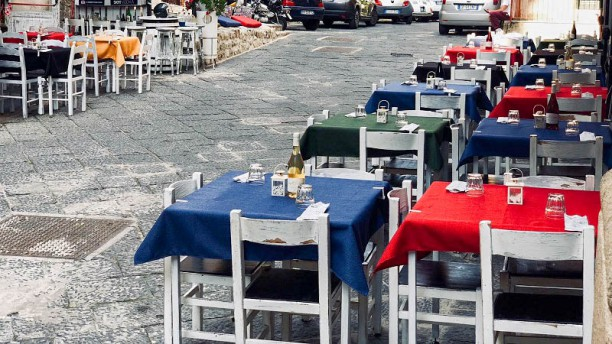Albin's restaurant Terrazza