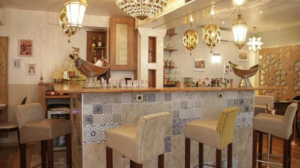 Bistro BAB Bar du restaurant