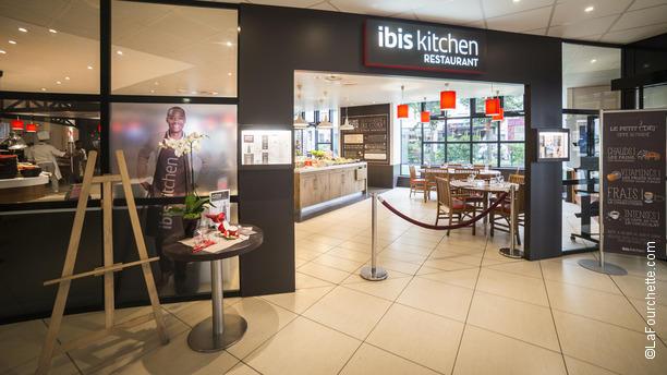 Ibis Kitchen Restaurant Paris Bastille Opéra Entrée du restaurant