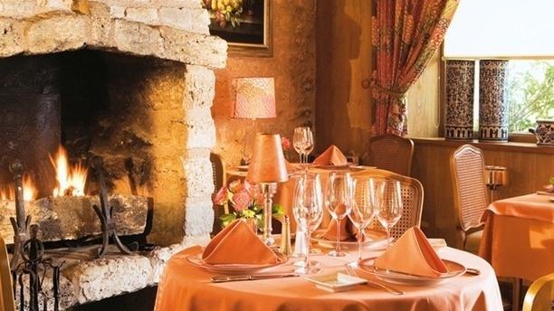 Restaurant Hotel De France Angerville