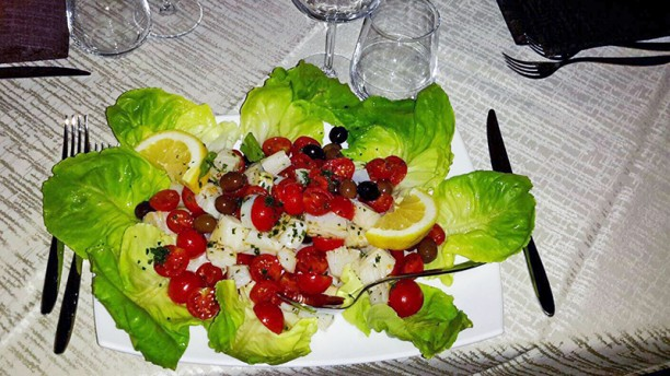 La  Cantina d' Aragona Insalata
