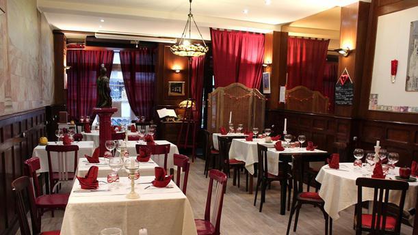 Restaurant Du Loup  Ef Bf Bd Bordeaux