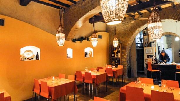 La Rocca Del Gusto La sala