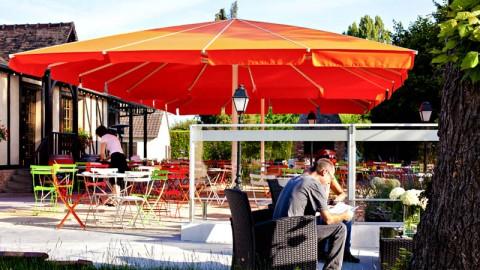 restaurant - Les Canisses - Champenard