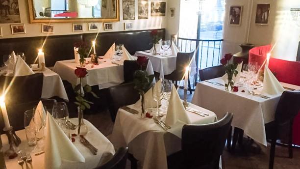 Fabio Restaurant & Pizzeria rum