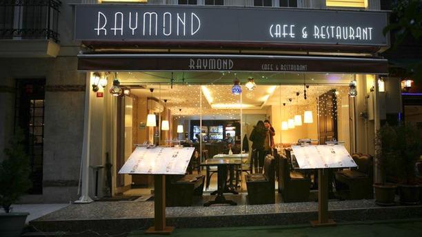 Raymond Entrance
