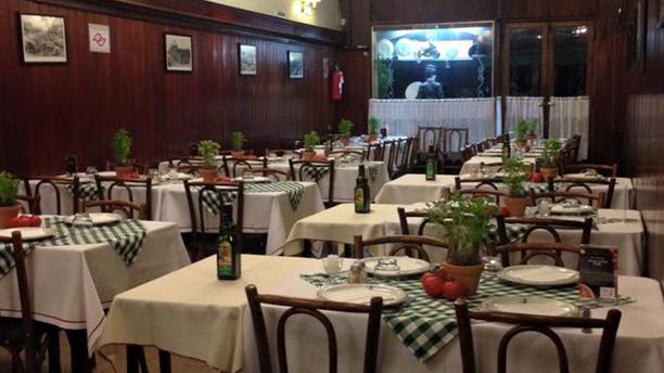 Chaplin Restaurante e Pizzaria Sala