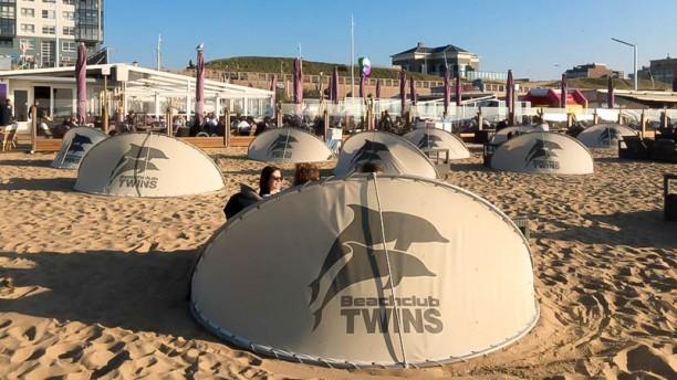 Beach Club Twins Strand