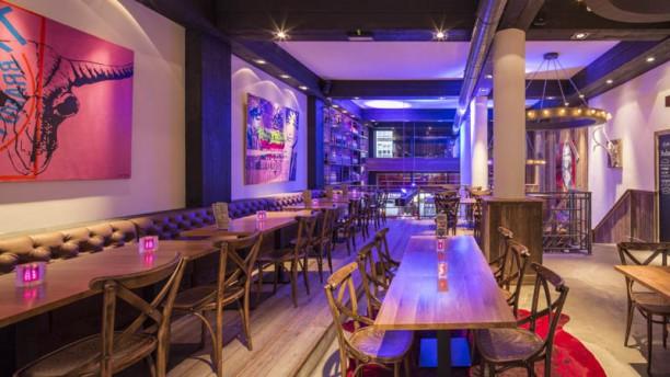 Hudson Bar & Kitchen Rotterdam Het restaurant
