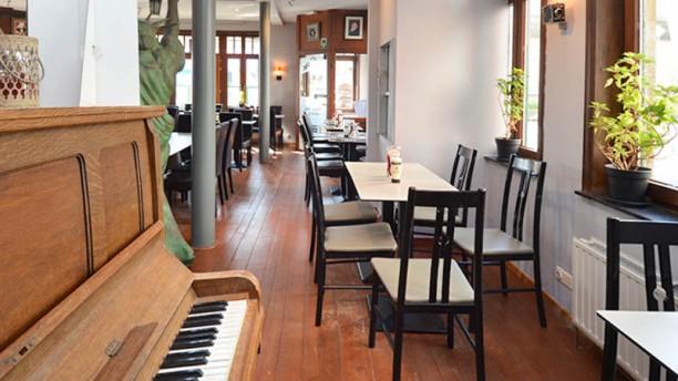 Steakhouse Bruparck vue de la salle