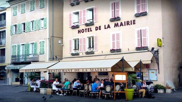 Restaurant de la Mairie Devanture