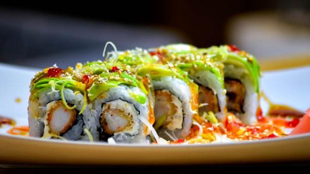 Sushi Giro Rolos
