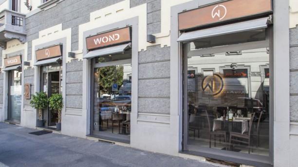 Wond Restaurant Entrata