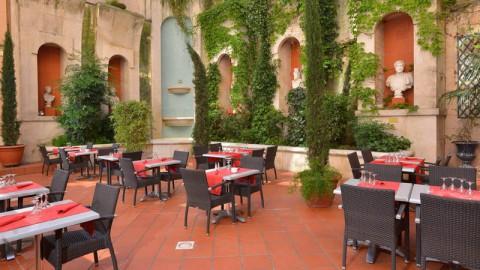 Grand Patio du Plaza, Toulouse