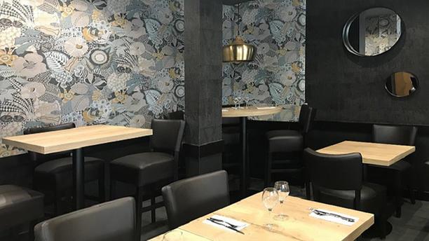 Café Millesimes Vue de la salle