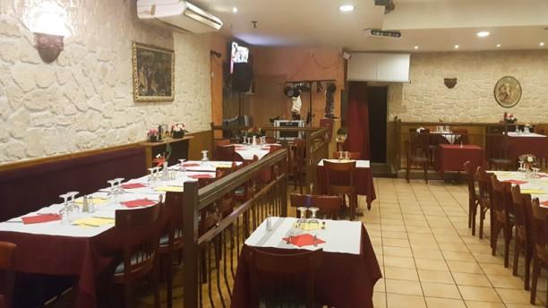 Pizza Santa Maria Vue de la salle