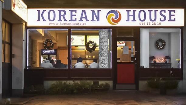 Korean house outdoor