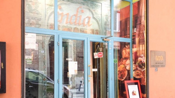 India entrata