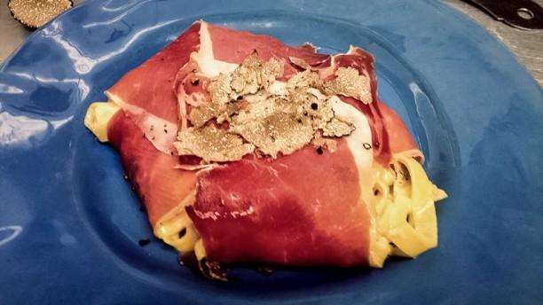 Osteria Vecchia Scodella tagliatelle