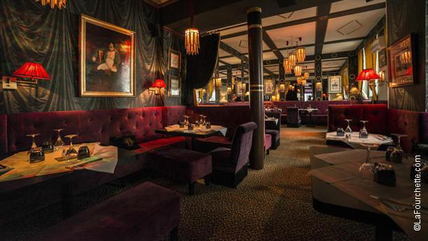Ef Bf Bd L Auvergnat Restaurant Paris Eme