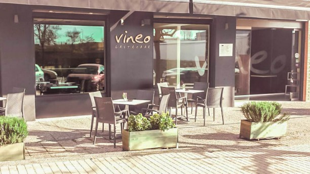 Vineo Gastrobar Vista terraza