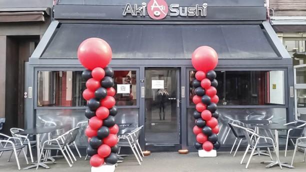 Aki Sushi entrée