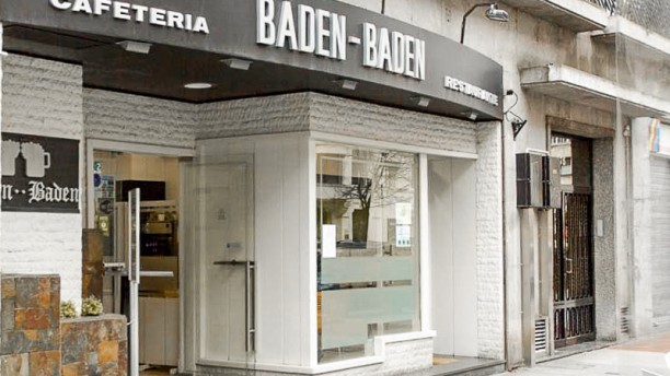 baden baden in bilbao menu openingstijden prijzen adres van restaurant en reserveren. Black Bedroom Furniture Sets. Home Design Ideas