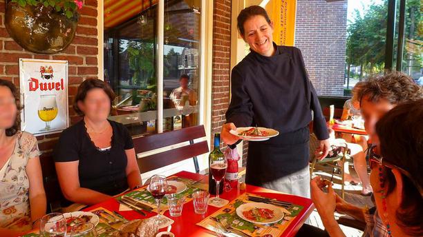 Streekrestaurant de Hofkaemer Het restaurant