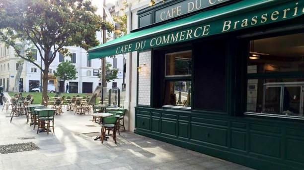 Café du Commerce Extérieur