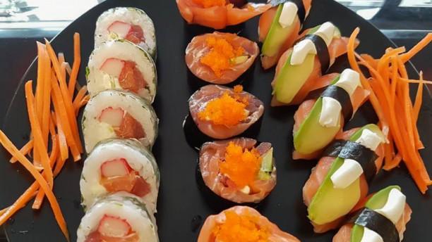Sushi Pasion Assaggi misti