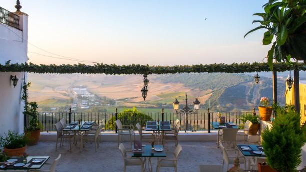 La Tarantella Vista de la terraza