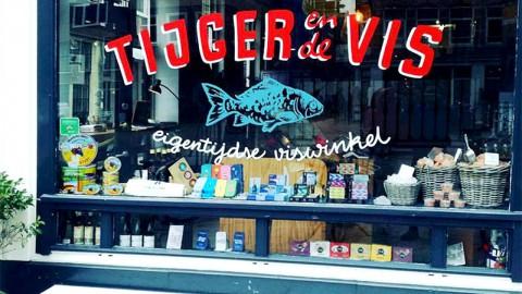 Tijger & de vis, Amsterdam