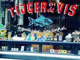 Tijger & de vis