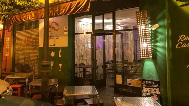 Café Infinito Entrada