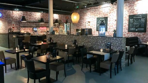Havenhuys Spijkenisse Het restaurant