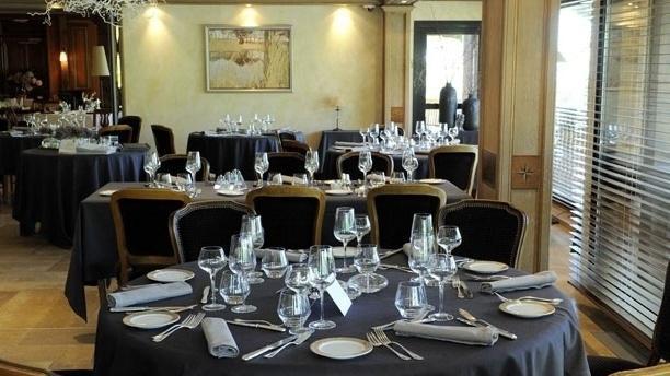 Hôtel Restaurant Le Parc Vue 1