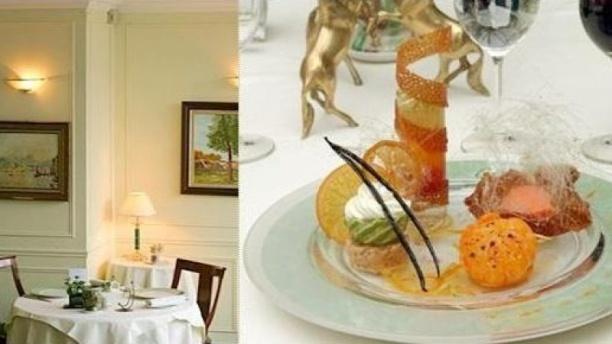 La Table des Impressionnistes - Le Cheval Noir Restaurant du Cheval Noir