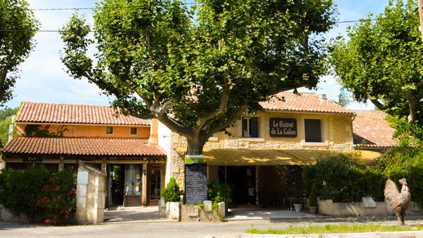 Le Bistrot de La Galine Façade du restaurant
