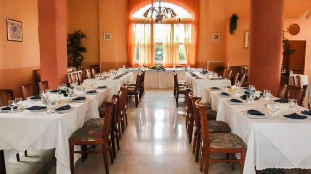 La Taverna Degli Amici Vista sala