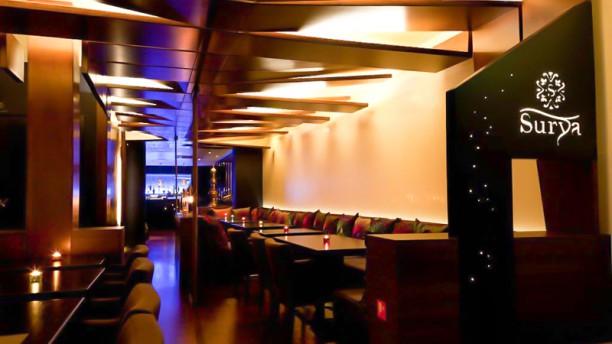 Surya Restaurant Restaurantzaal