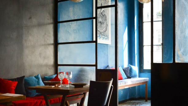 le pikal Restaurant Marocain Salon majorelle
