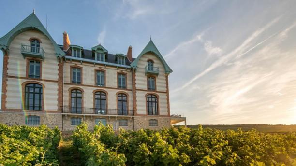 Château de Sacy Extérieur