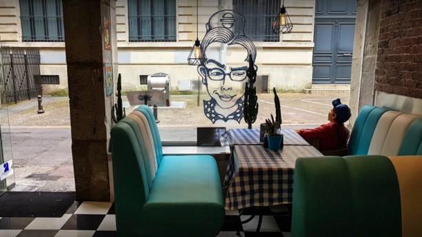 Stanley Burger Salle du restaurant