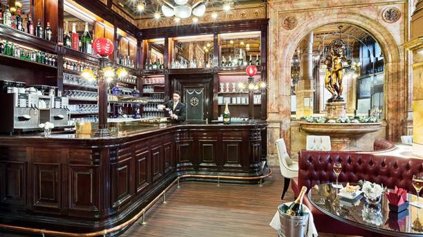Café Métropole Vue de la salle