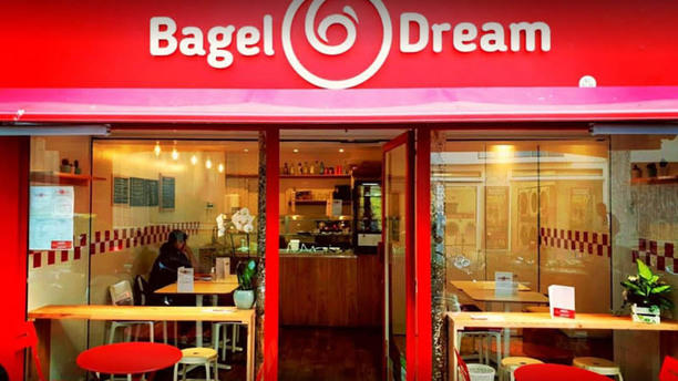 Bagel Dream Devanture