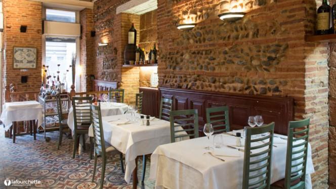 Le Colombier - Restaurant - Toulouse