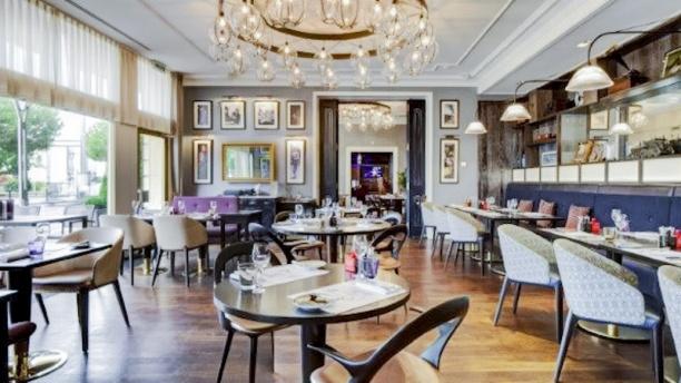 Montreux Jazz Café Vue salle