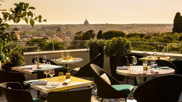 Settimo Roman Cuisine Terrace A Roma Menu Prezzi